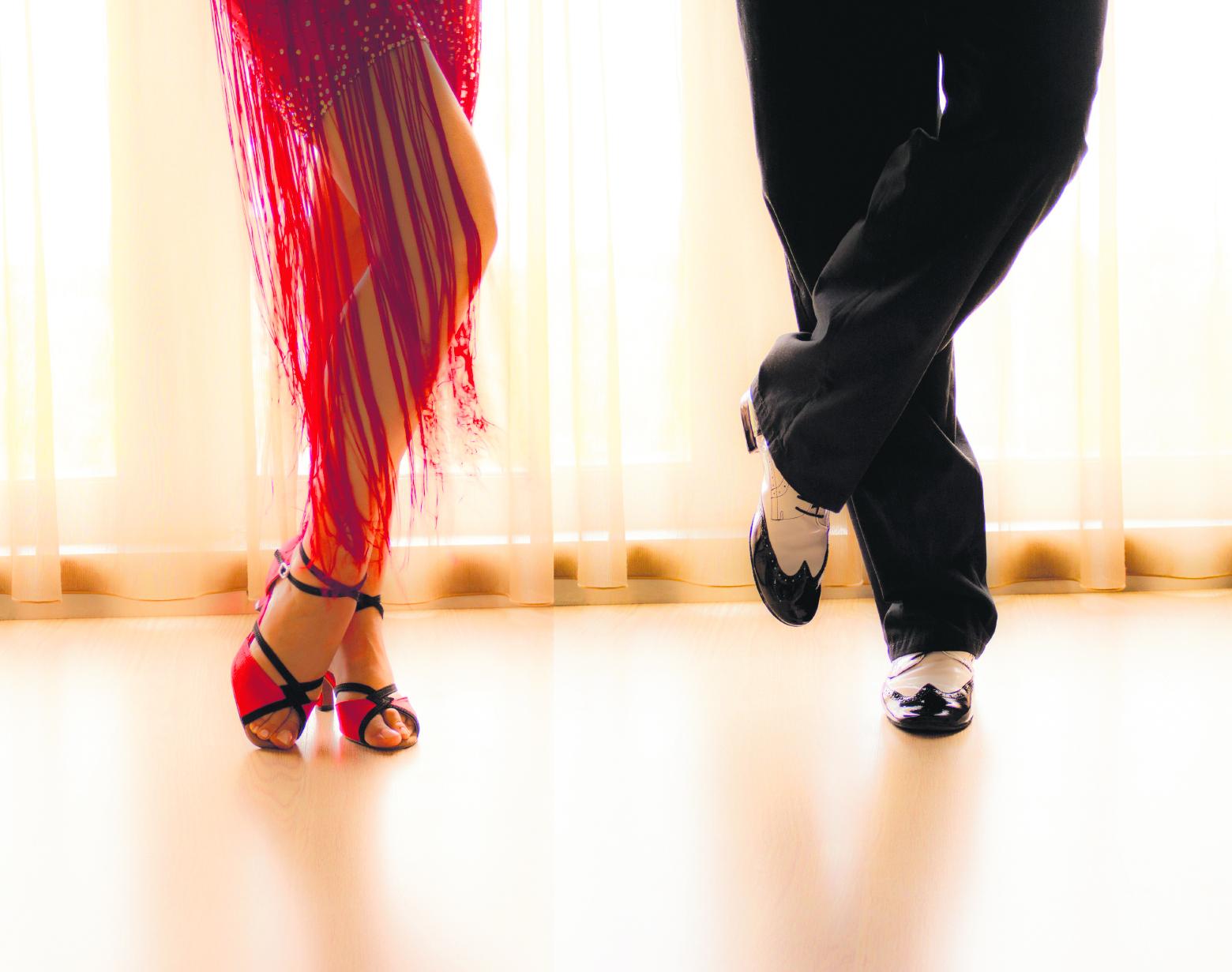 Tango Dance Gema Ibarra