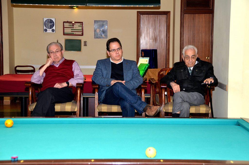 Trofeo de Navidad de Billar Real Casino Antiguo de Castellón