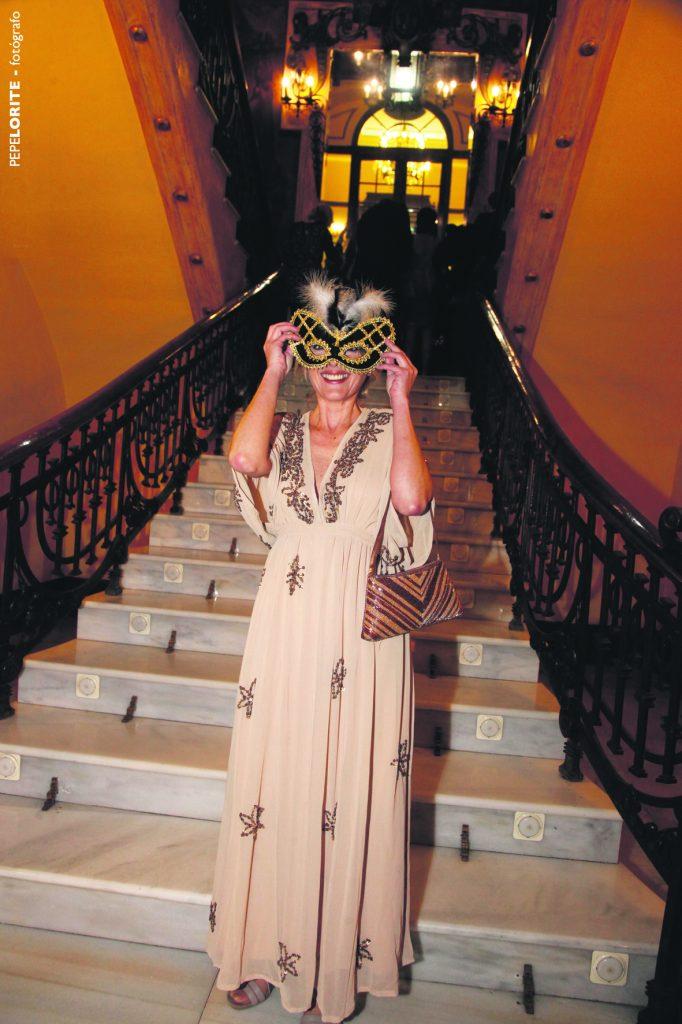 Baile de Máscaras Real Casino Antiguo
