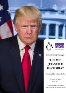 Trump fiasco o historia. Real Casino Antiguo. Olos Consejeros