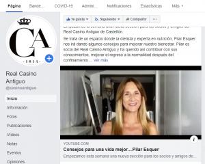 Pantallazo Pilar Esquer